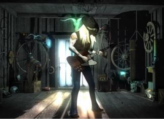 Johnny Winter CG Feature