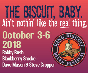 2018 King Biscuit Blues Festival 300×250