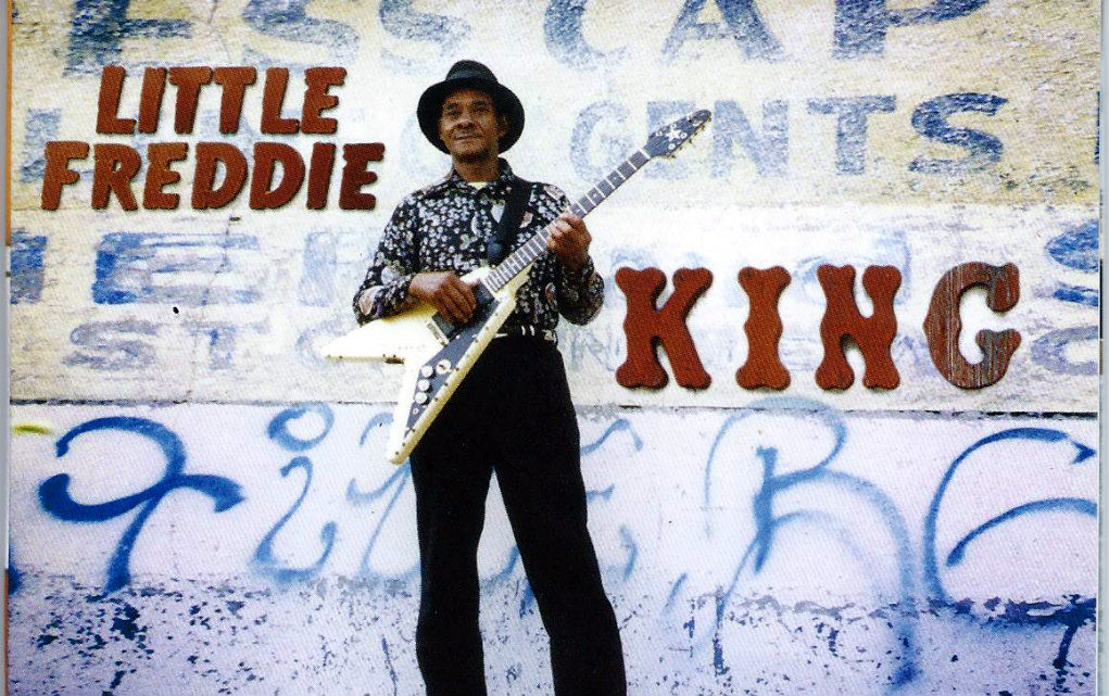 Little Freddie King From the'Fried Rice & Chicken' album