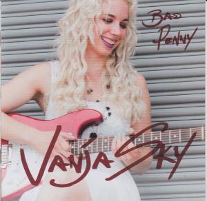 Vanja Sky Bad Penny Cover Art