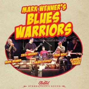 Mark Wenner's Blues Warriors Hi-Res CD Cover