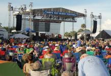 Tampa Bay Blues Festival Crowd