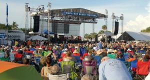 Tampa Bay Blues Festival Crowd