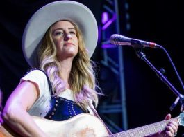 Margo Price plays the Lottery stage on Saturday, Sept. 29.