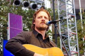 Grammy-winner Sturgill Simpson closes out the Missouri Lottery Stage on Saturday, Sept. 29.