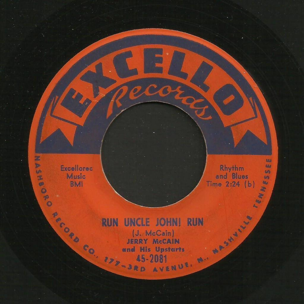 Excello - Jerry McCain Label[1]