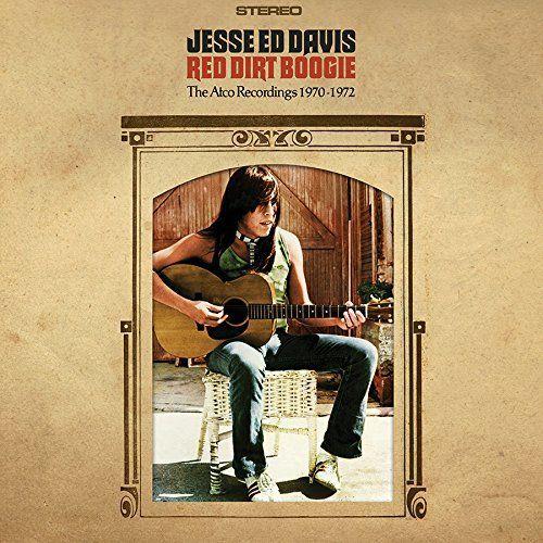 Jesse Ed Davis Red Dirt Boogie