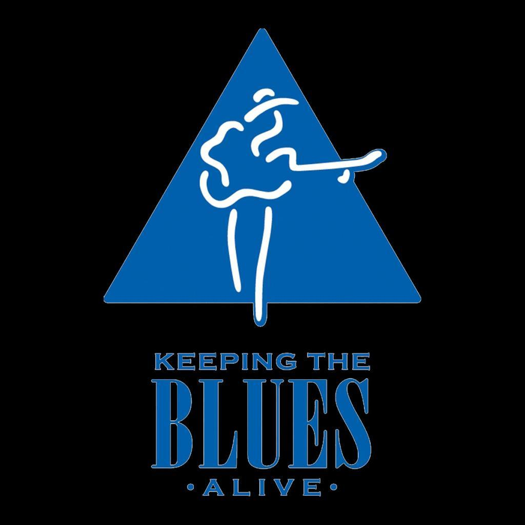 Keeping the Blues Alive Logo