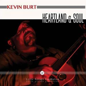 Kevin Burt Heartland and Soul Cover