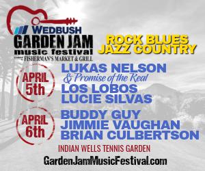 2019 Garden Jam Music Festival 300×250