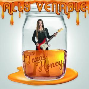 Ally Venebable Texas Honey Cover
