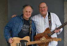 Arlen Roth With Steve Cropper Feature