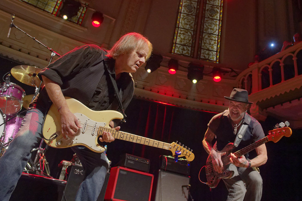 Walter Trout Feature 2019 DCH Photography