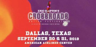 Crossroads Guitar Festival 1