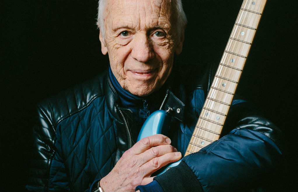 Robin Trower Feature Mascot Label Group