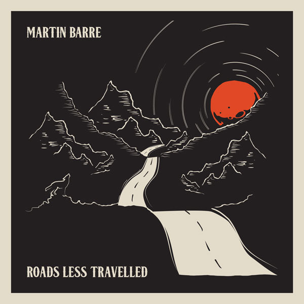 Martin-Barre Road Less Travelled