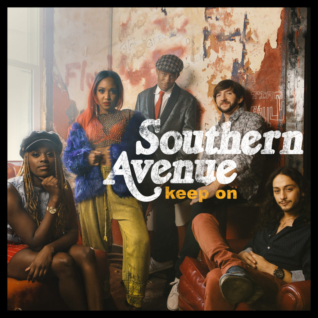 Southern Avenue Keep On Cover