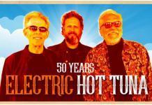 50 Years Electric Hot Tuna