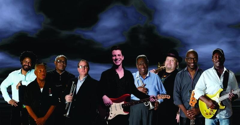 BB King Blues Band with Michael Lee