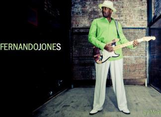 Fernando Jones Feature MoPho