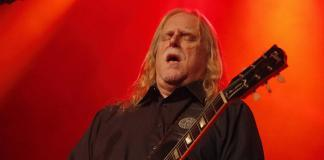 Govt Mule Feature Scuteri