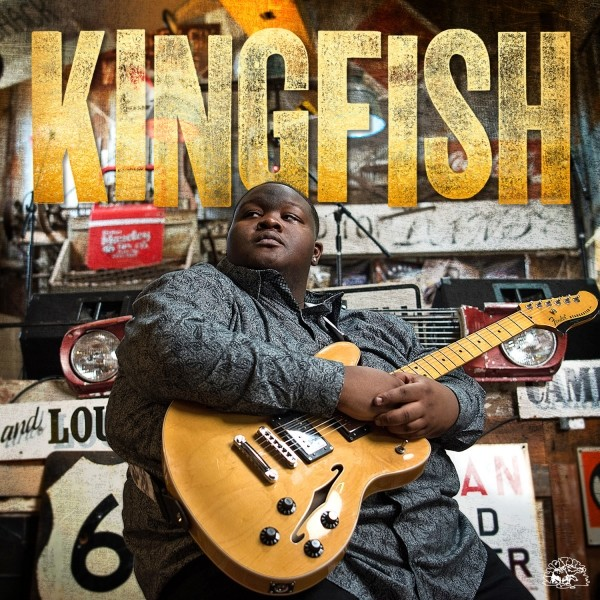 Kingfish Album Cover