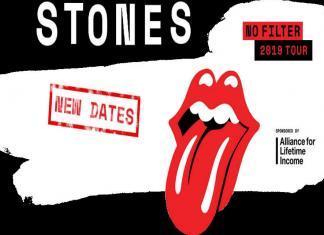 Stones New Dates