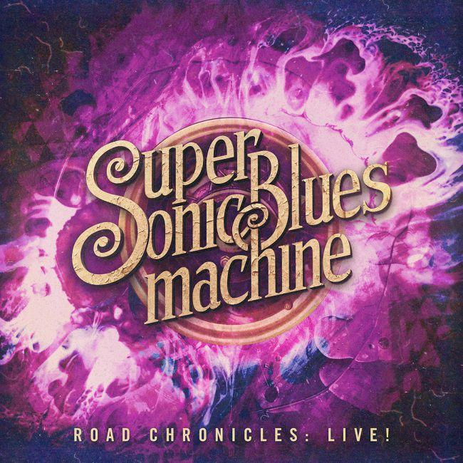 Supersonic Blues Machine Road Chronicles Live