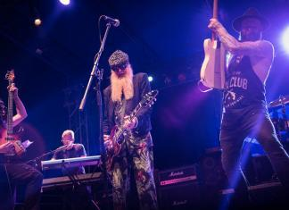 Supersonic Blues Machine with Billy Gibbons © Imre Barta