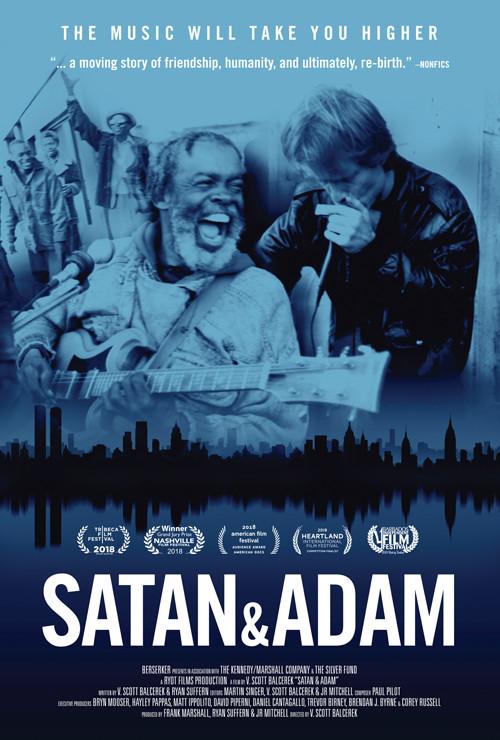 Adam Gussow Apprentice of Satan