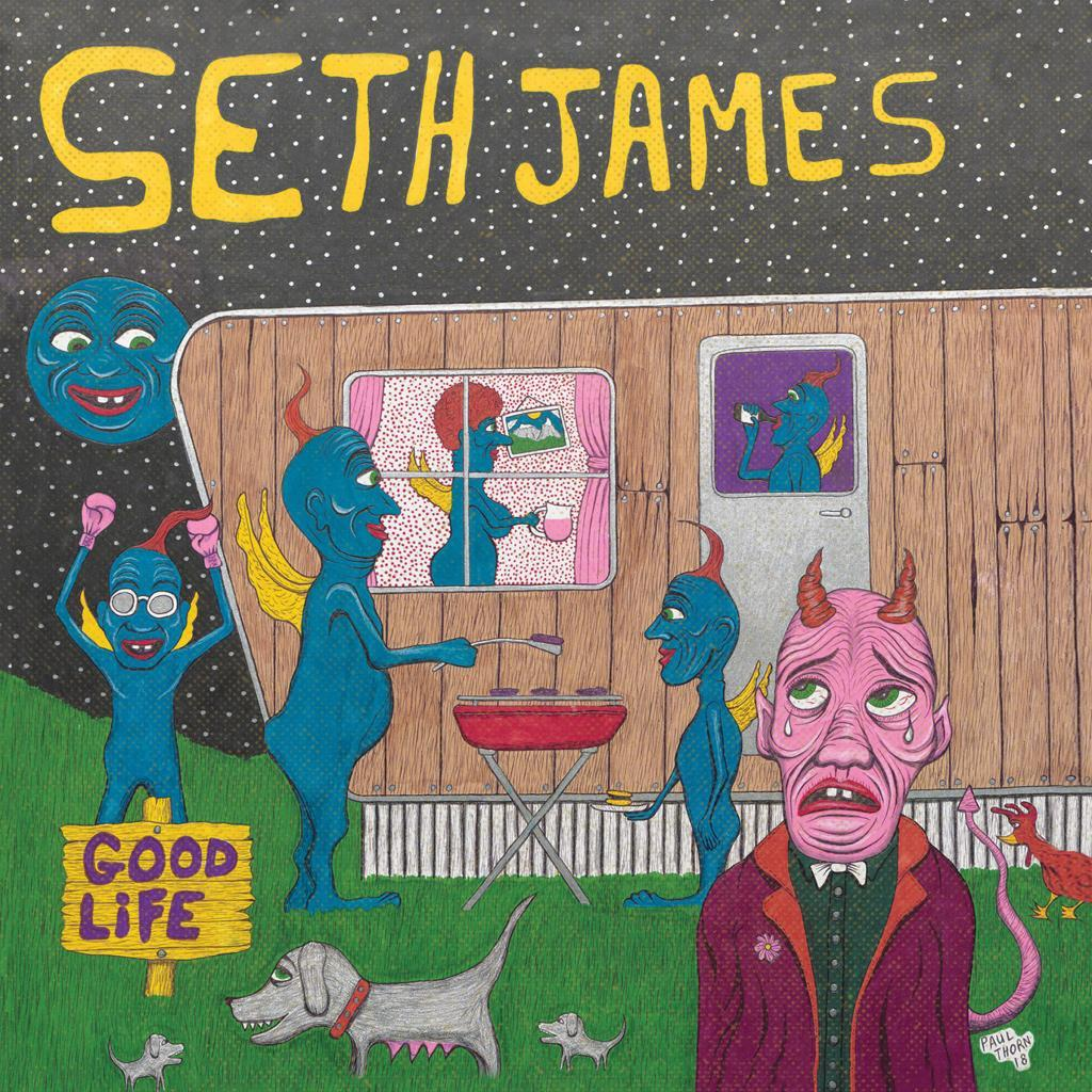 Texas Guitar Slinger Seth James Has a 'Good Life'